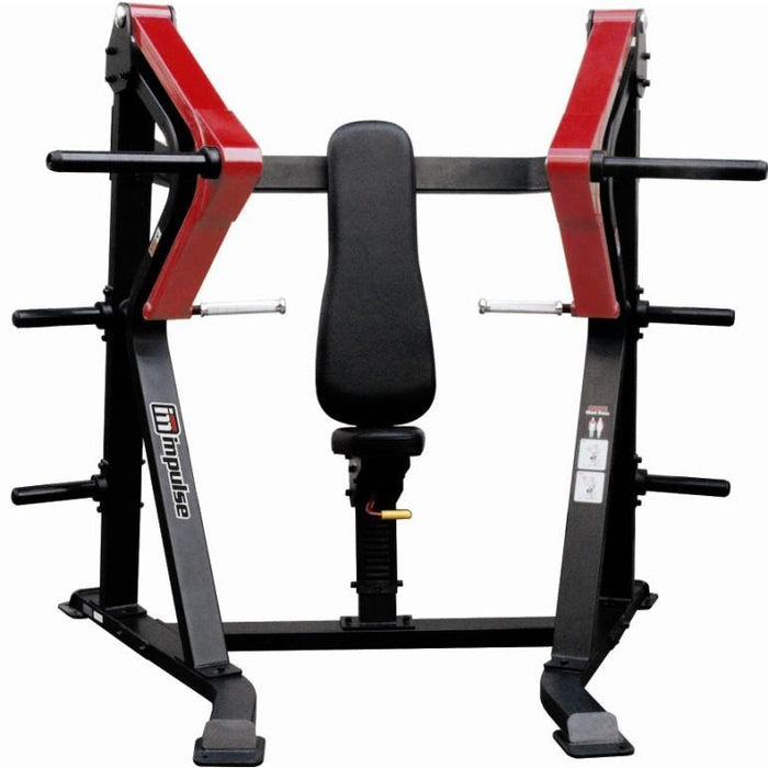 Impulse Sterling Iso Lateral Chest Press Plate Loaded