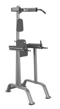 GymGear Elite Series Chin Dip and Knee Raise Frame