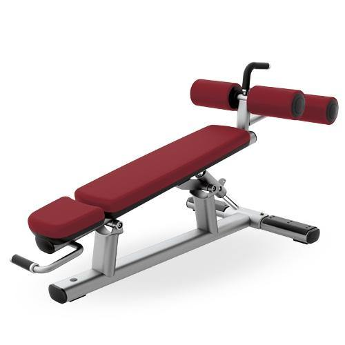 Life Fitness Signature Series Adjustable Abdominal Bench