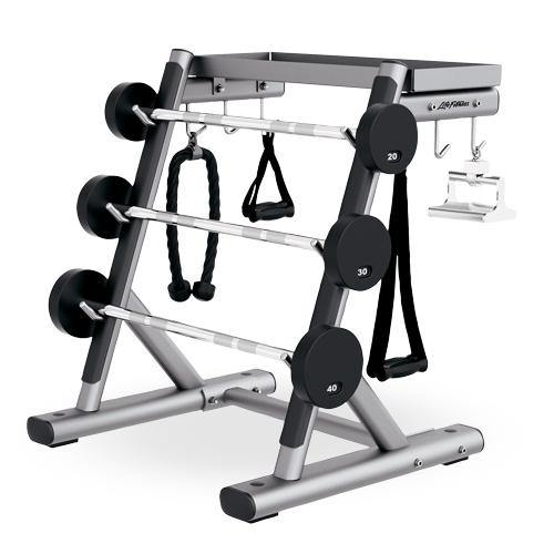 Life Fitness Signature Series Handle Rack