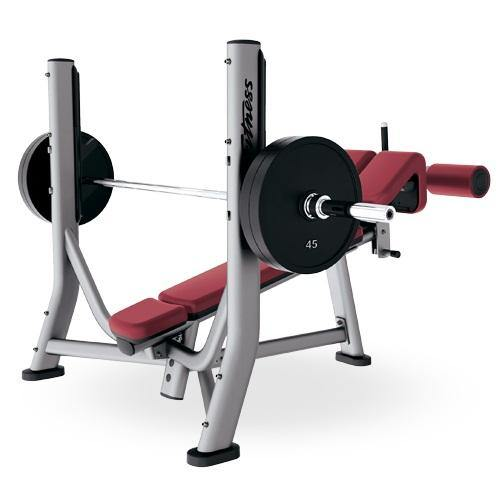 Life Fitness Signature Series Olympic Decline Bench