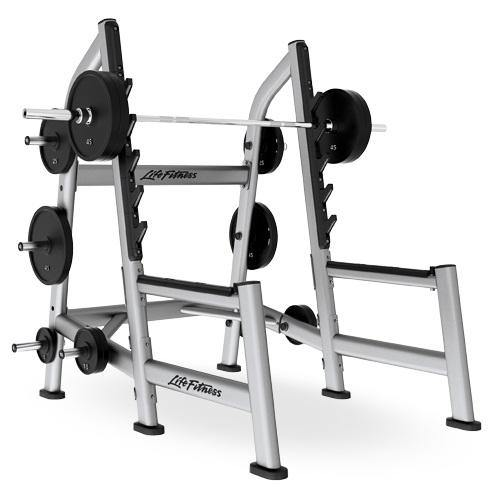 Life Fitness Signature Series Olympic Squat Rack