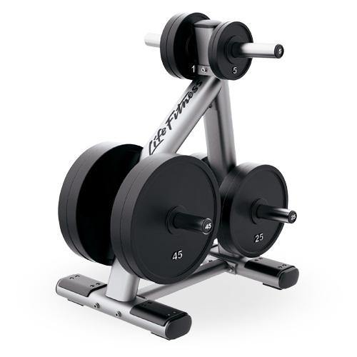 Life Fitness Signature Series Olympic Weight Tree