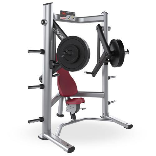 Life Fitness Signature Series Decline Chest Press Plate Loaded