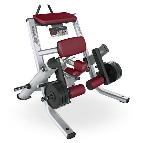 Life Fitness Signature Series Kneeling Leg Curl Plate Loaded