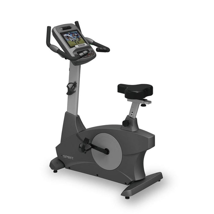 Spirit Fitness CU900 Upright Cycle