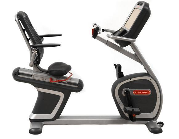 Star Trac E-RBe E Series Recumbent Bike (With Embedded Touchscreen)