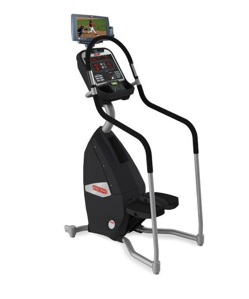 Star Trac E-STi E Series Stepper (With Personal Viewing Screen)