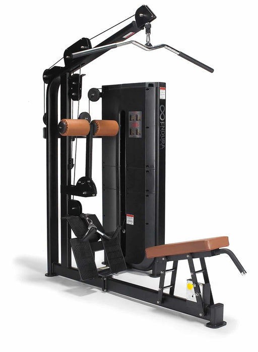 Endura Fitness PRO DUAL Lat Pulldown and Low Row