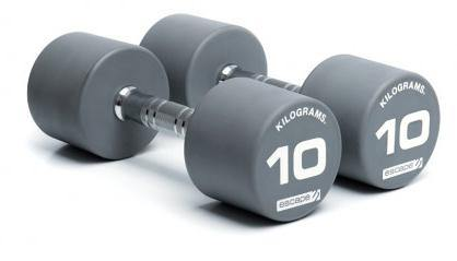 Escape Fitness Classic Urethane (PU) Dumbbells Set (up to 10kg)