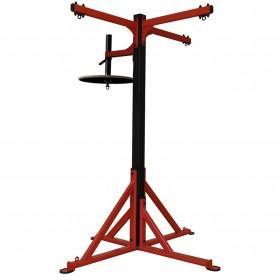 Jordan Ultimate 4 Station Boxing Frame (punchbags not included) (3 Bag Arms and Speedball Platform)