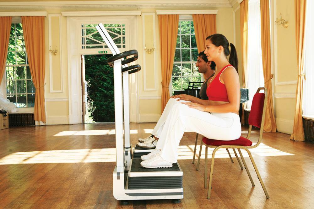 Flabelos FL3000 Vibration Plate Commercial - Ex Demo