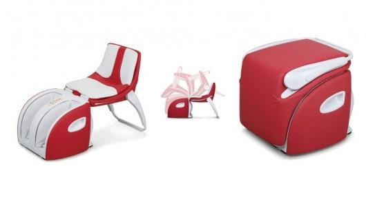 Inada CUBE - Folding Massage Chair