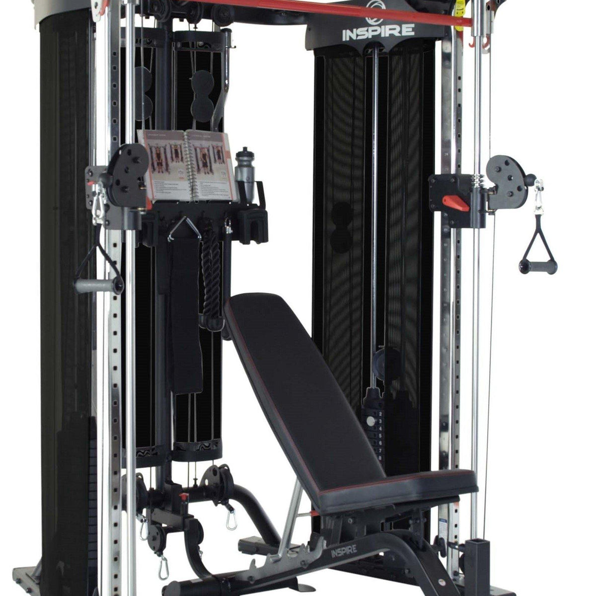 Inspire Fitness Ft2 Functional Trainer Package Best Gym