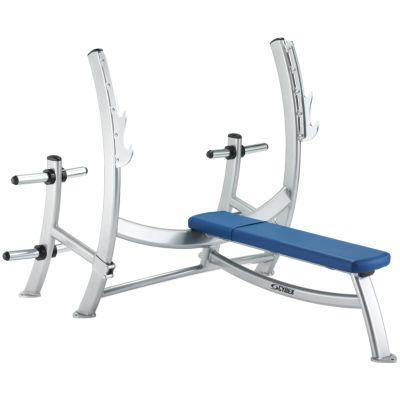 Weight Storage for Cybex Olympic Bench Press