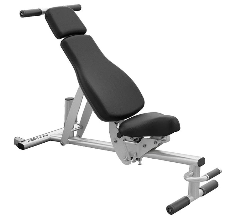 Life Fitness Adjustable Bench