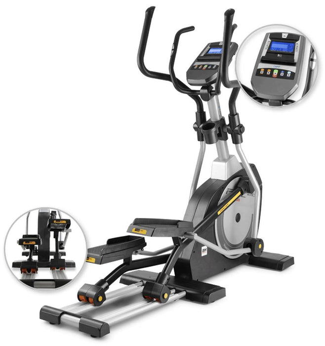 BH Fitness I.FDC20 Studio Cross Trainer