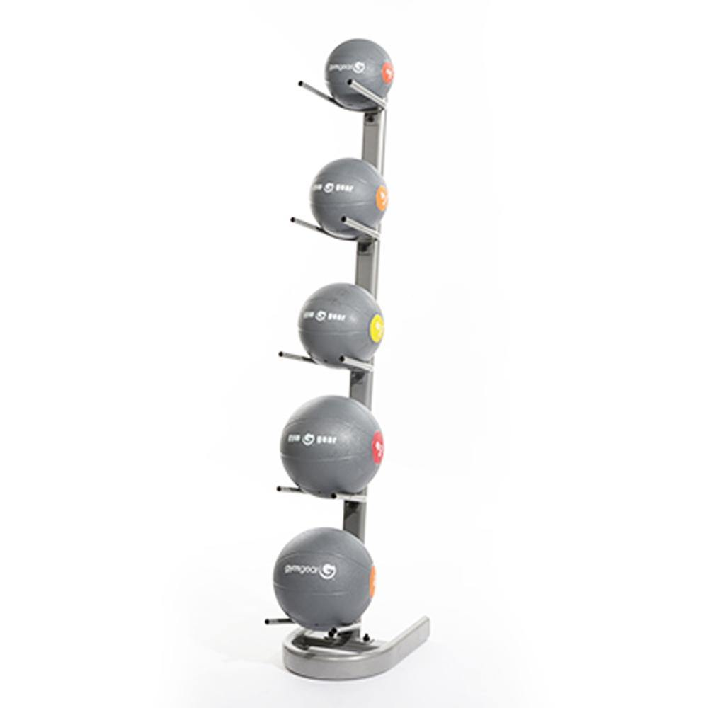 GymGear 5 Ball / Single Sided Storage Rack