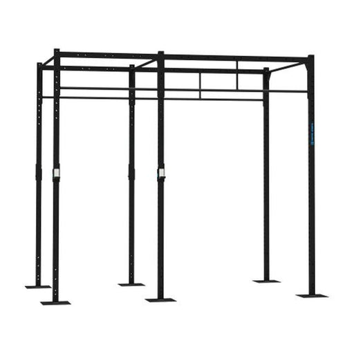 GymGear 2 Station Squat Rack + 2 Extensions