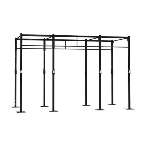 GymGear 4 Station Squat Rack + 2 Extensions