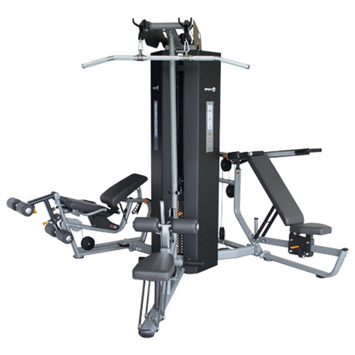 GymGear 3 Station Multi Gym (3 x 91 kg Weight Stacks)