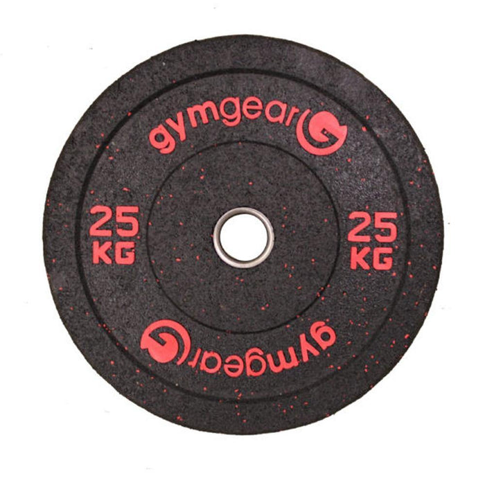 GymGear Hi-Impact Olympic Bumper Plates
