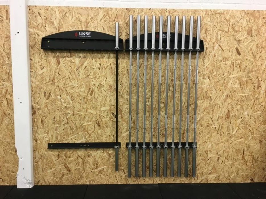 UKSF Vertical Gun Rack Wall Mounted