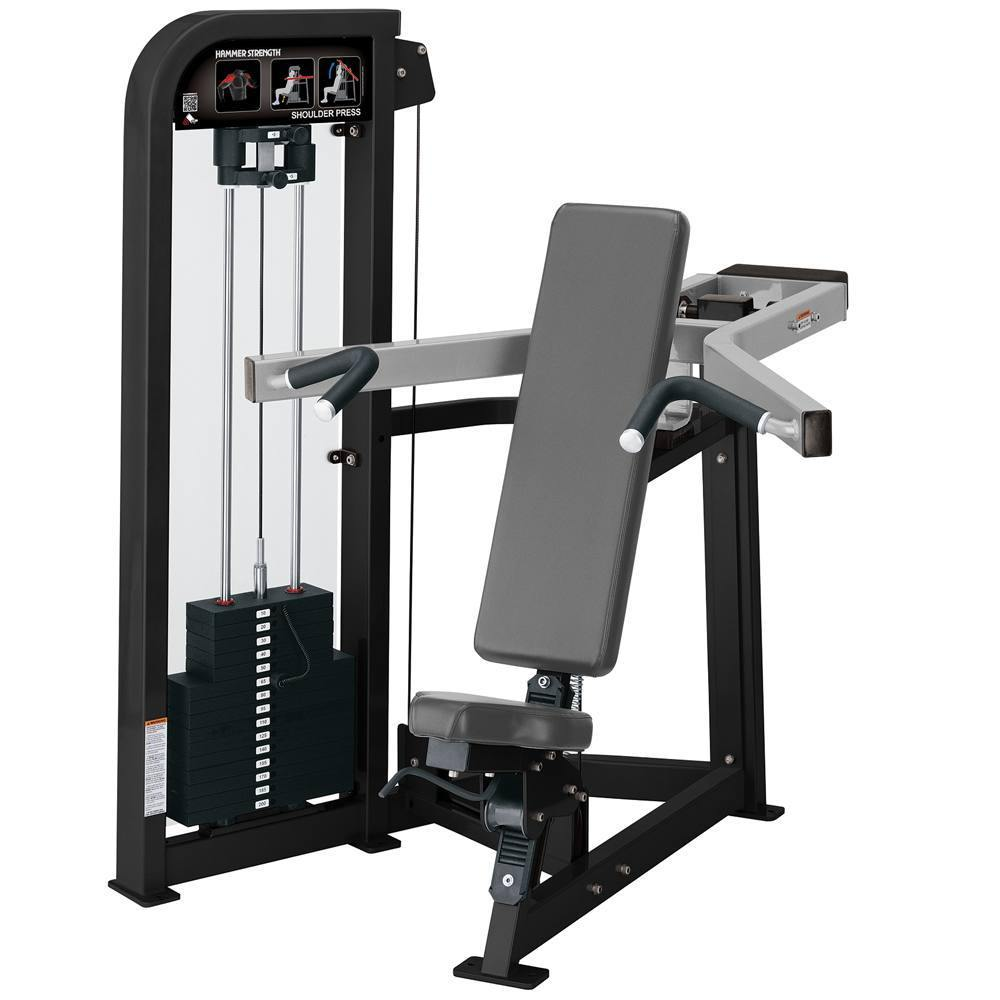 Hammer Strength Select SE Full Shoulder Press