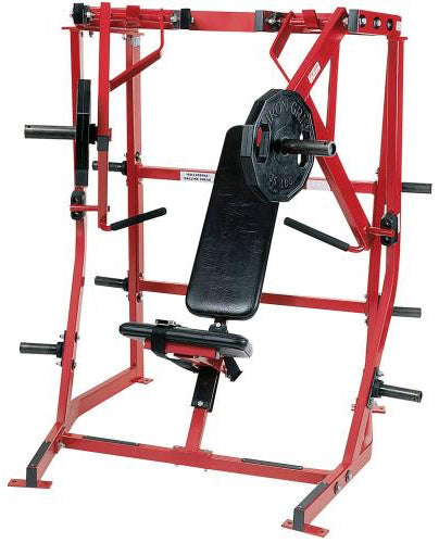 Hammer Strength Iso-Lateral Decline Press Plate Loaded