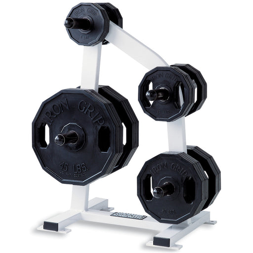 Hammer Strength Deluxe Weight Tree