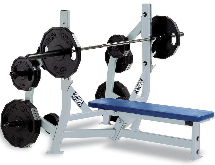 Hammer Strength Olympic Bench WT Storage (Storage Only)
