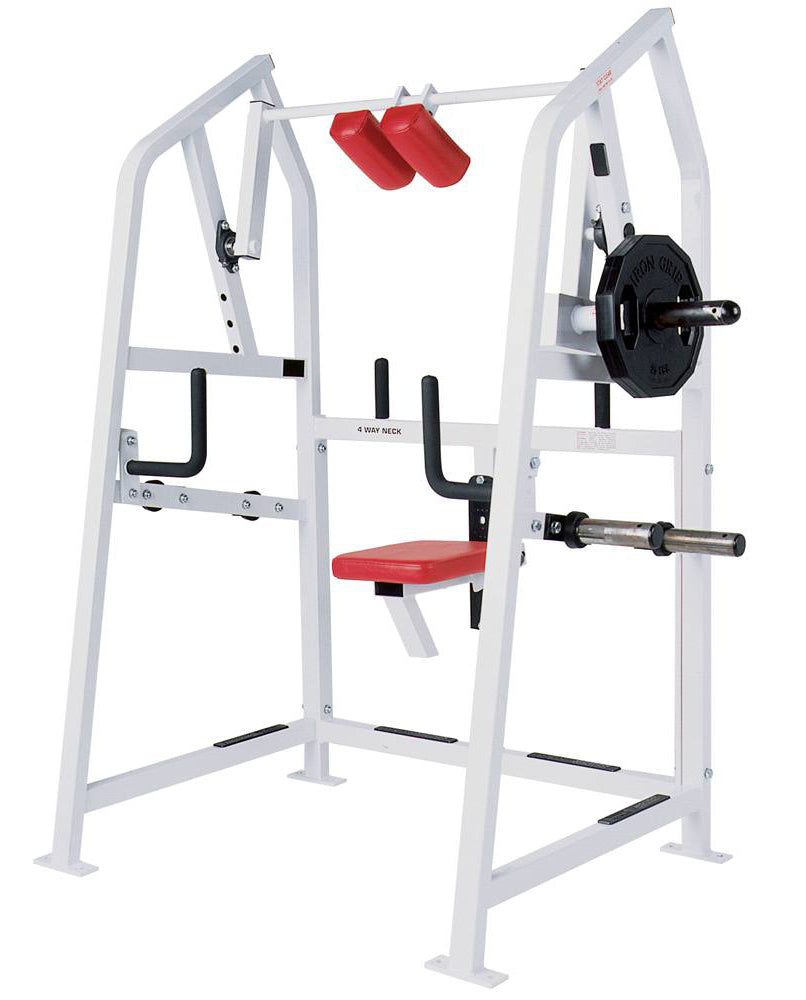 Hammer Strength 4 Way Neck Plate Loaded