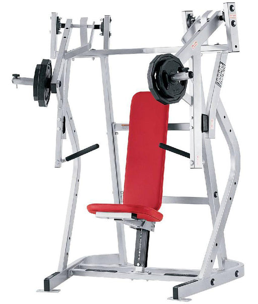 Hammer Strength Iso-Lateral Bench Press (Vertical)