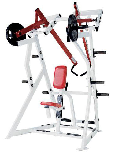 Hammer Strength Iso-Lateral D Y  Row Plate Loaded