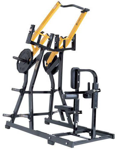 Hammer Strength Iso-Lateral Front Lat Pulldown Plate Loaded