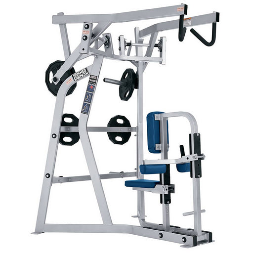 Hammer Strength Iso-Lateral High Row Plate Loaded