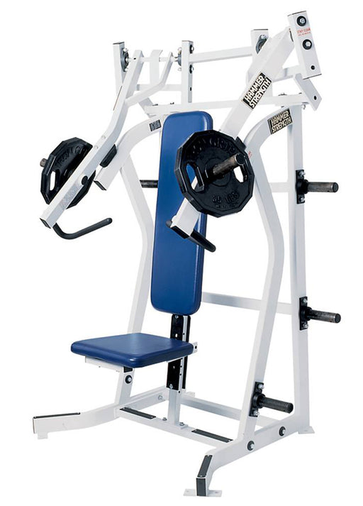 Hammer Strength Iso-Lateral Incline Press Plate Loaded