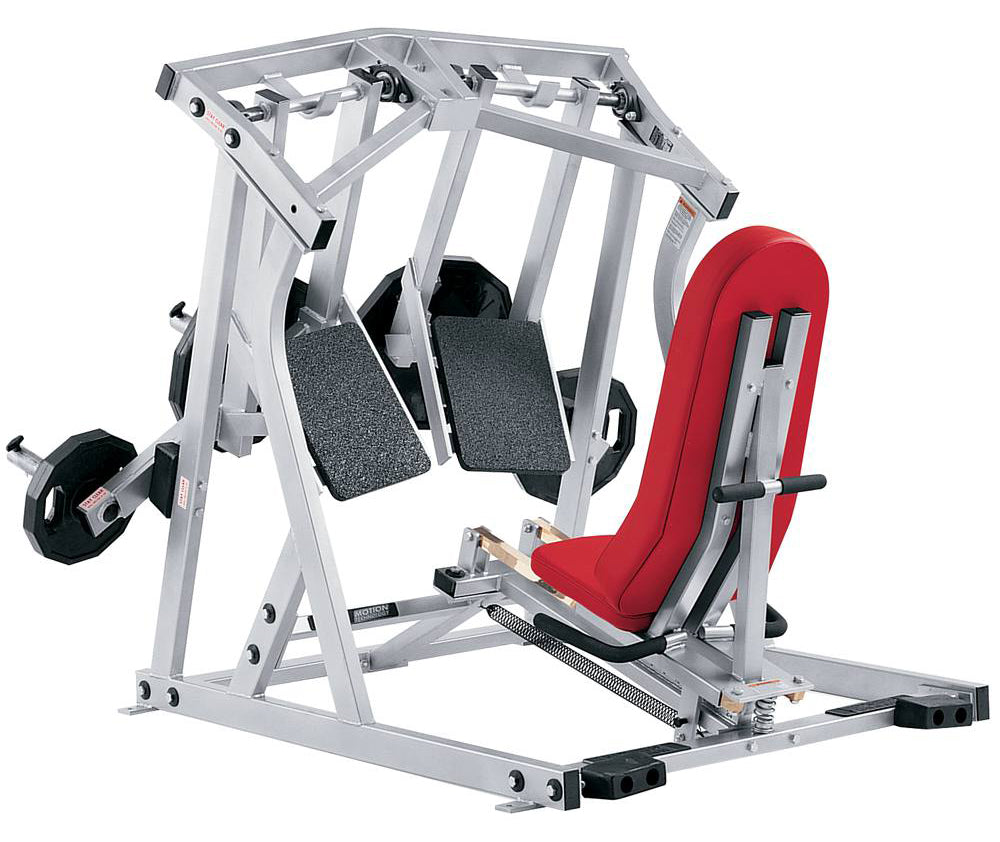 Hammer Strength Iso-Lateral Leg Press Plate Loaded