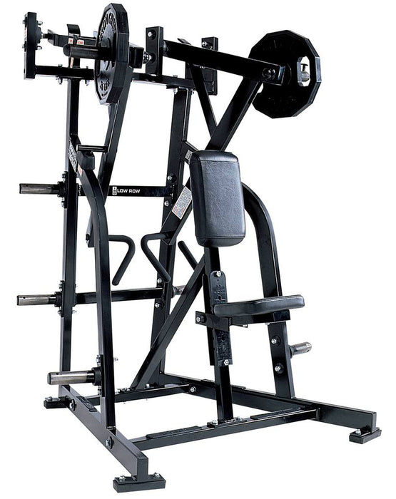 Hammer Strength Iso-Lateral Low Row Plate Loaded