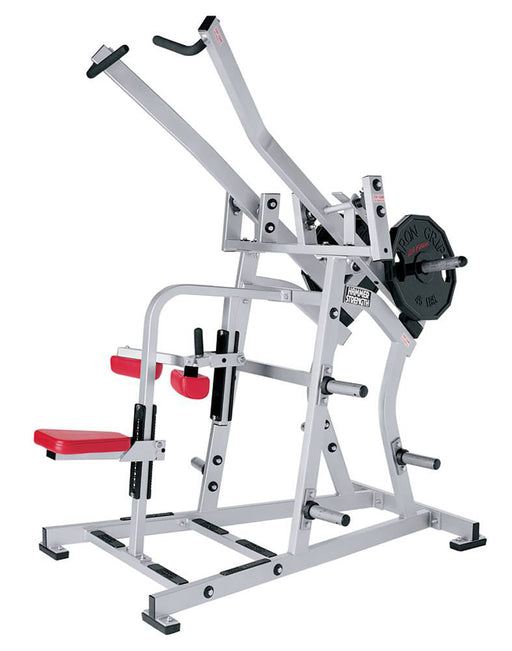 Hammer Strength Iso-Lateral Wide Pulldown Plate Loaded