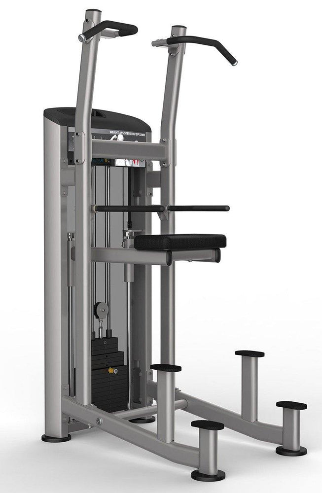 Impulse Escalate Weight Assisted Chin/Dip Combo Machine
