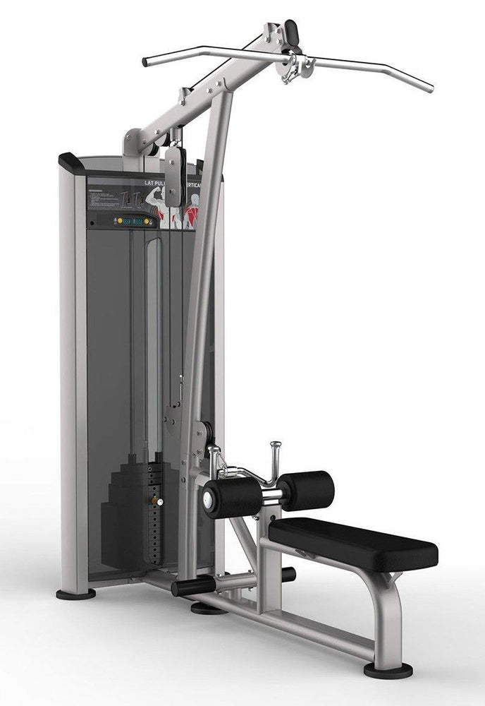 Impulse Escalate Lat Pulldown and Vertical Row Machine