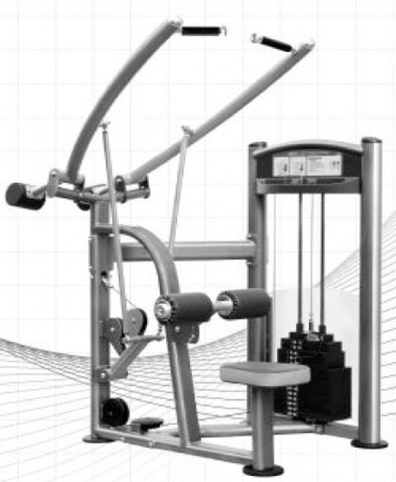 Impulse Elite Fixed Lat Pulldown