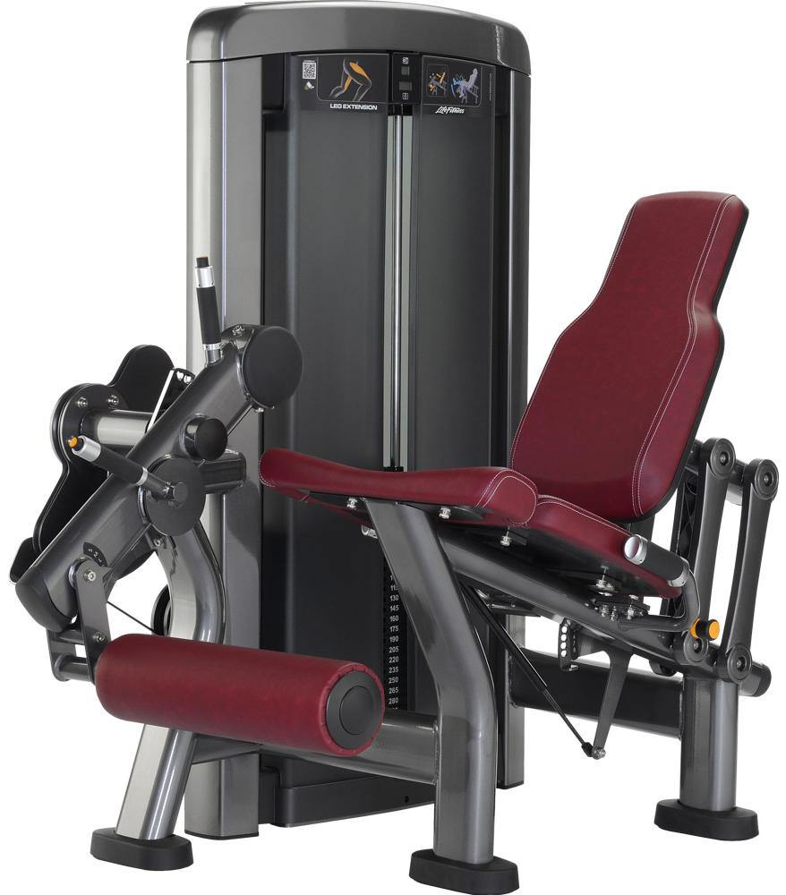 Life Fitness Insignia Series Leg Extension Selectorised