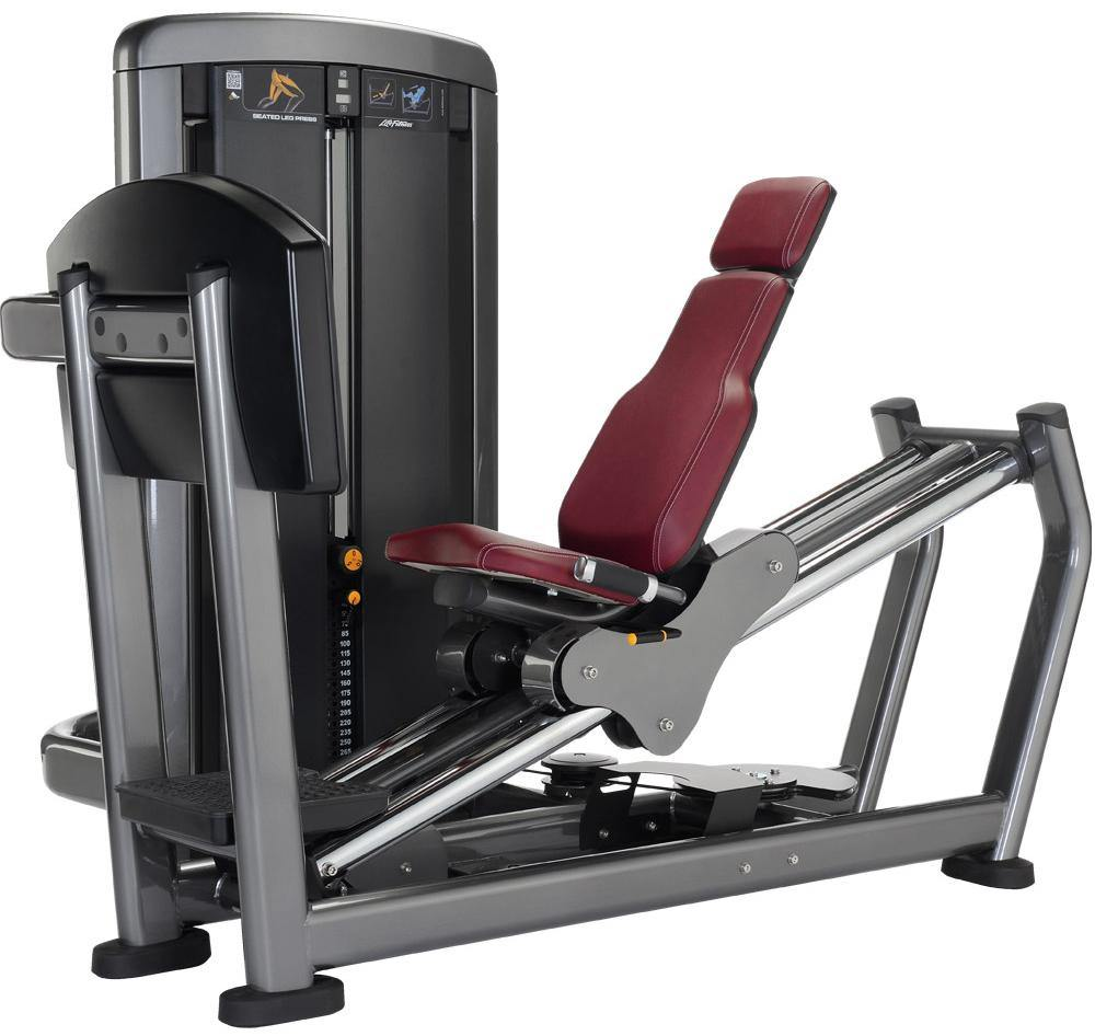 Life Fitness Insignia Series Seated Leg Press Selectorised