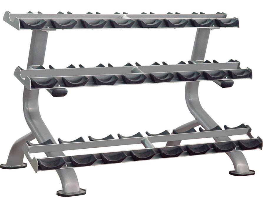 Impulse IT 3 Tier Dumbell Rack (12 pair)