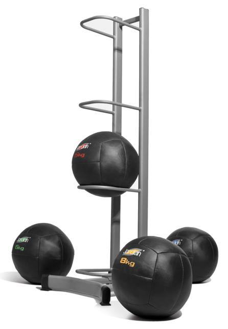 Jordan Oversized Medicine Ball Rack
