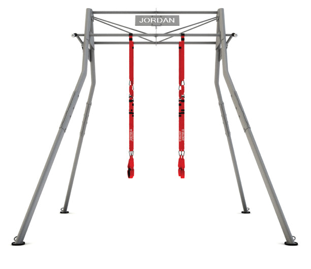 Jordan Suspension Training Station Oval Steel Frame (Up to 3m)