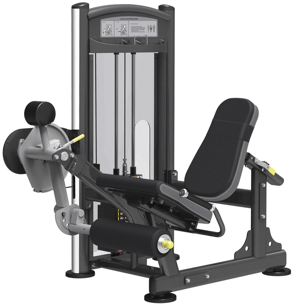 GymGear Elite Series Leg Extension Selectorised Station