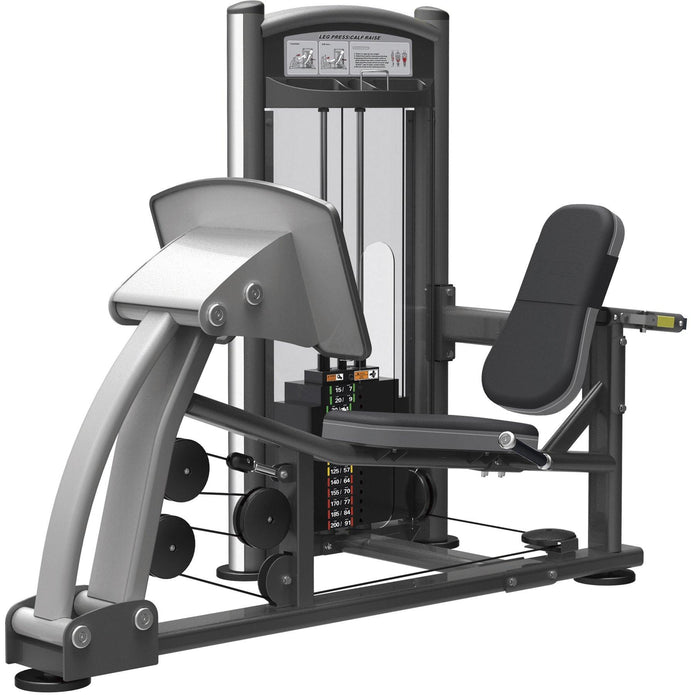 GymGear Elite Series Leg Press Selectorised Station